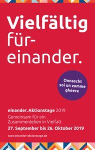 eAT 2019 - Flyer