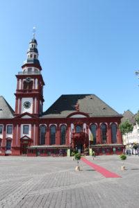 Sankt Sebastian - Copyright by Katholisches Stadtdekanat Mannheim