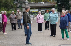 Bewegung für Senioren